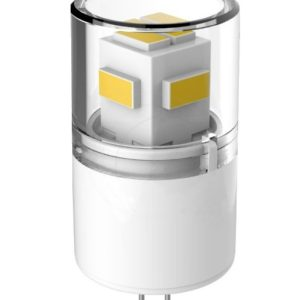 Led G4 Lamp 3000K Big Solar Λάμπα Λαμπτήρας Ψείρα 2.6W