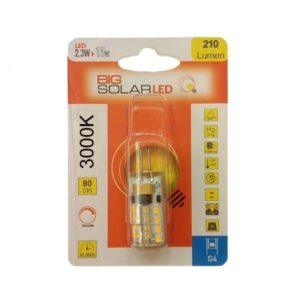 g4 12v 23w 3000kbig solar led lamp λάμπα λαμπτήρας