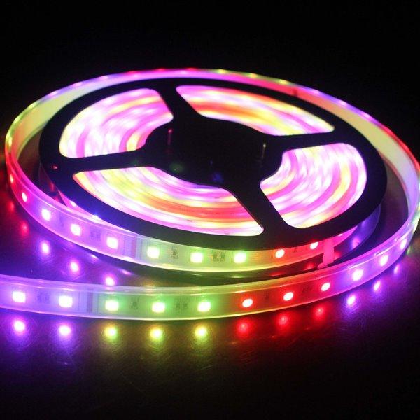 LED Ταινίες RGB Πολύχρωμες