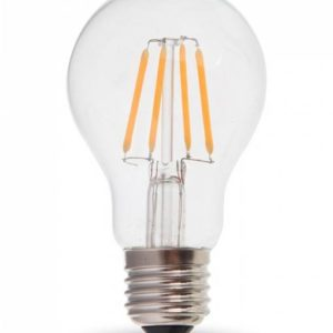 LED Λάμπα E27 filament Διακοσμητική V-tac