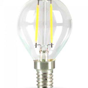 LED Λάμπα E14 Filament Διακοσμητική V-TAC