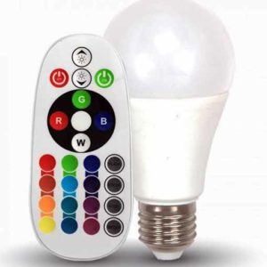 led-lampa-e27-6w-v-tac-rgb-6400k-470-lm-dimmable
