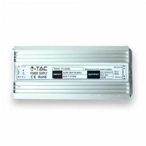 Τροφοδοτικό για LED Αδιάβροχο IP65 Μεταλλικό V-TAC
