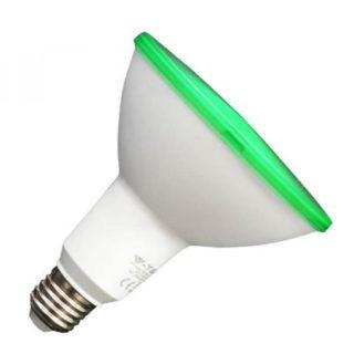LED ΛΑΜΠΑ E27 PAR 38-ΠΡΑΣΙΝΟ ΑΔΙΑΒΡΟΧΗ IP65 V-TAC GREEN