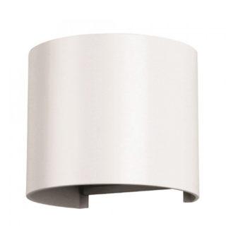 LED-ΦΩΤΙΣΤΙΚΟ-ΤΟΙΧΟΥ-ΑΔΙΑΒΡΟΧΟ-WHITE-V-TAC-6W-IP65-WALL-LIGHT