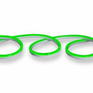 LED Neon Flex 8-10W V-TAC Αδιάβροχη IP65 SMD2835 Πράσινη
