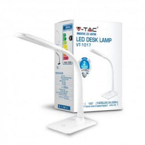 Επιτραπέζιο-Φωτιστικό-Γραφείου-LED-7W-V-TAC-Λευκό-Φυσικό-Λευκό-4000K-7053_7W_LED_Table_Lamp_Natural_White_White_Body
