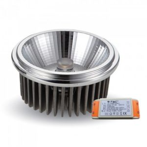 LED Λάμπα AR111 GX53 20W V-TAC