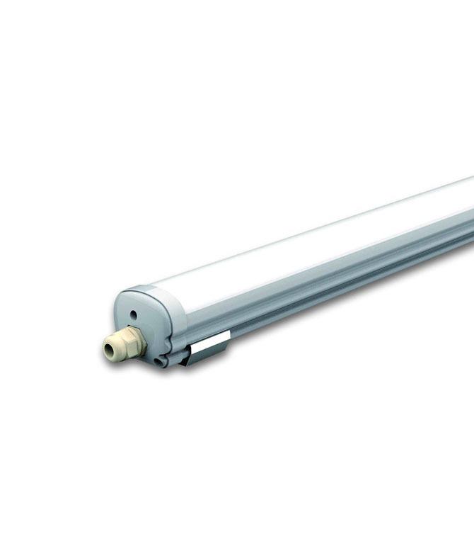 LED Φωτιστικό Τύπου Φθορίου 36W V-TAC 120cm Αδιάβροχο Φυσικό Λευκό ... d5ada158ad3