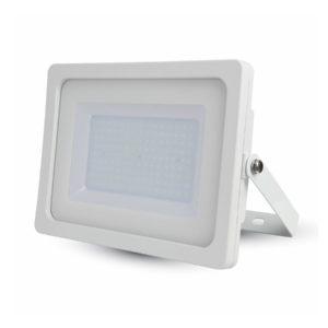 LED Προβολέας 100W V-TAC Λευκός Αδιάβροχος IP65 SMD Φυσικό Λευκό 4000K - 5844