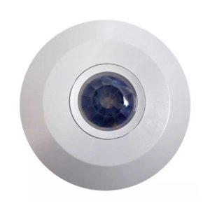 Ανιχνευτής Κίνησης Οροφής Υπερύθρων Ρυθμιζόμενος FLAT Λευκός V-TAC - 5086