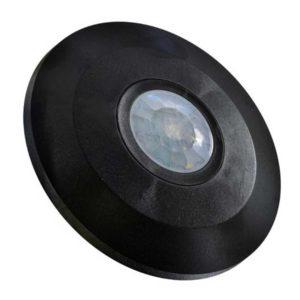 Ανιχνευτής Κίνησης Οροφής Υπερύθρων Ρυθμιζόμενος FLAT Μαύρος V-TAC - 5087