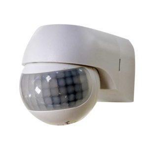 Επιτοίχιος Ανιχνευτής Κίνησης Υπερύθρων με Κινούμενη Κεφαλή Ρυθμιζόμενος Λευκός V-TAC - 5088