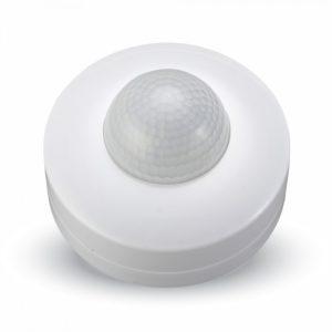 Ανιχνευτής Κίνησης Οροφής Υπερύθρων με Δυνατότητα Παράκαμψης Αυτόματης Λειτουργίας Λευκός V-TAC - 1355