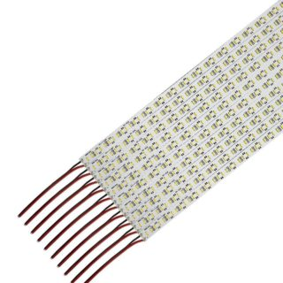 LED BAR 18W 12V SMD4014 V-TAC 1m Θερμό Λευκό 3000Κ 10 τμχ - 2538