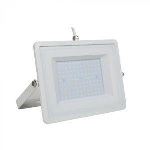LED Προβολέας 100W V-TAC Λευκός Αδιάβροχος IP65 SMD Φυσικό Λευκό 4000K - 5971