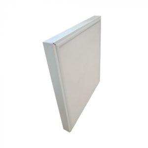 Εξωτερικό Πλαίσιο Στήριξης για LED Panel 60 x 60cm V-TAC Αλουμίνιο Λευκό - 9999