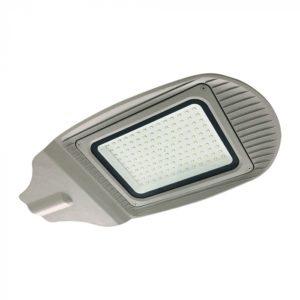 LED Φωτιστικό Δρόμου 120W V-TAC Γκρι Αδιάβροχο IP65 Φυσικό Λευκό 4000K - 5497