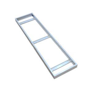 Εξωτερικό Πλαίσιο Στήριξης για LED Panel 30 x 120 V-TAC Λευκό - 3679