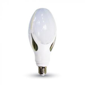 LED Λάμπα E27 ED-90 40W V-TAC Ψυχρό Λευκό 6500K - 7134