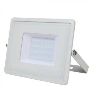 LED Προβολέας 30W V-TAC Samsung Chip Λευκός Αδιάβροχος IP65 Θερμό Λευκό 3000K - 403