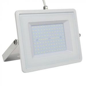 LED Προβολέας 100W V-TAC Samsung Chip Λευκός Αδιάβροχος IP65 Ψυχρό Λευκό 6400K - 417