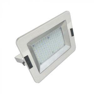 LED Προβολέας 50W V-TAC Λευκός Αδιάβροχος IP65 SMD Φυσικό Λευκό 4500K - 5905