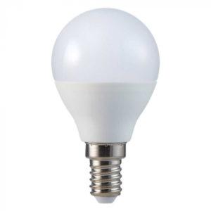 LED Λάμπα E14 P45 5.5W Samsung Chip V-TAC Φυσικό Λευκό 4000K - 169