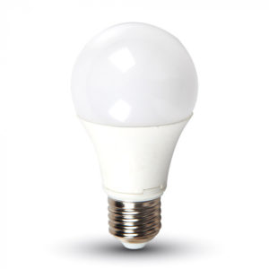 LED Λάμπα E27 A58 9W V-TAC Samsung Chip Ψυχρό Λευκό 6400K - 158