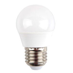 LED Λάμπα E27 G45 5.5W V-TAC Θερμό Λευκό 2700K - 7407