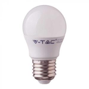 LED Λάμπα E27 G45 5.5W V-TAC Samsung Chip Φυσικό Λευκό 4000K - 175