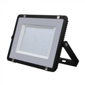 LED Προβολέας 300W V-TAC Samsung Chip Μαύρος Αδιάβροχος IP65 Ψυχρό Λευκό 6400K - 423