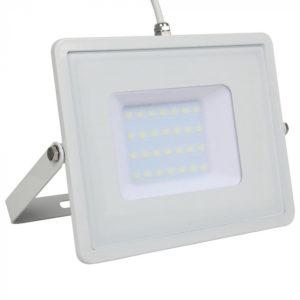 LED Προβολέας 30W V-TAC Samsung Chip Λευκός Αδιάβροχος IP65 Ψυχρό Λευκό 6400K - 405