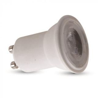 LED SPOT Λάμπα GU10 Mini 2W V-TAC Ψυχρό Λευκό 6000K - 7169