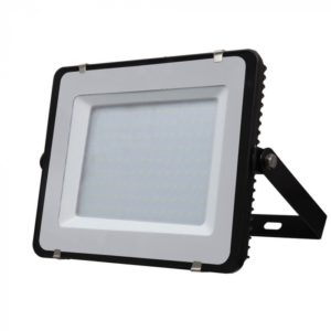 LED Προβολέας 150W V-TAC Samsung Chip Μαύρος Αδιάβροχος IP65 Ψυχρό Λευκό 6400K - 477