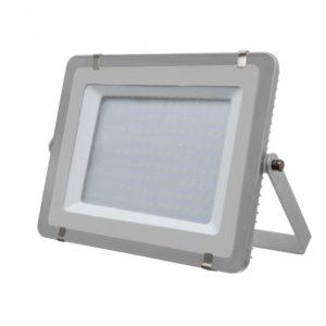LED Προβολέας 300W V-TAC Samsung Chip Γκρι Αδιάβροχος IP65 Ψυχρό Λευκό 6400K - 489
