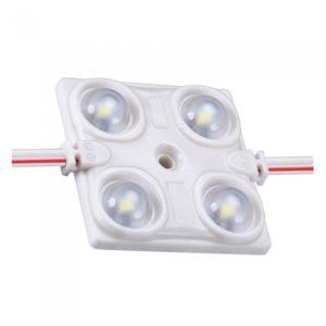 LED Module 1.44W V-TAC SMD2835 Αδιάβροχο IP68 Θερμό Λευκό 3000K - 5129