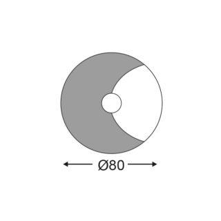 55504LED gr