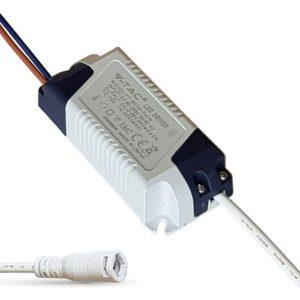 Τροφοδοτικό για LED PANEL 6W IP20 Πλαστικό V-TAC - 8120