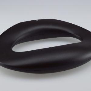 LED Φωτιστικό Τοίχου 10W V-TAC Μαύρο Θερμό Λευκό 3000Κ - 8309