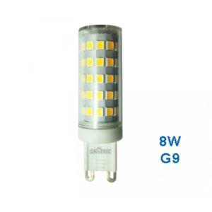 LED Λάμπα G9 8W Universe