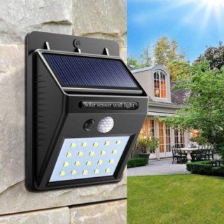 Ηλιακά Φωτιστικά Κήπου Βεράντας